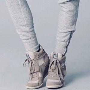 Ash Bowie Wedge Sneakers 38